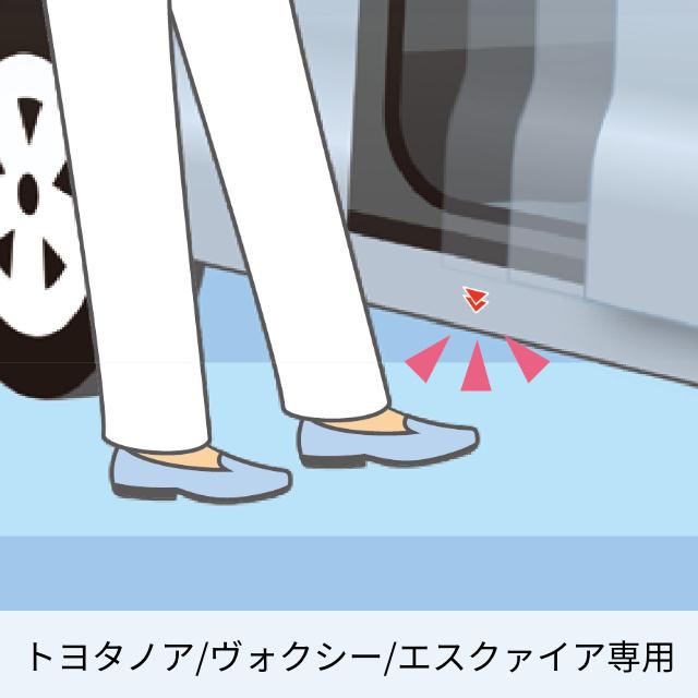 RDTN02(トヨタノア/ヴォクシー/エスクァイア専用)